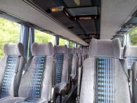 Interior of our high end coach service | Professional Touring